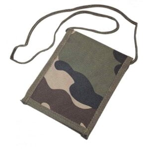 Tour de cou d'identification camouflage ce TOE Concept