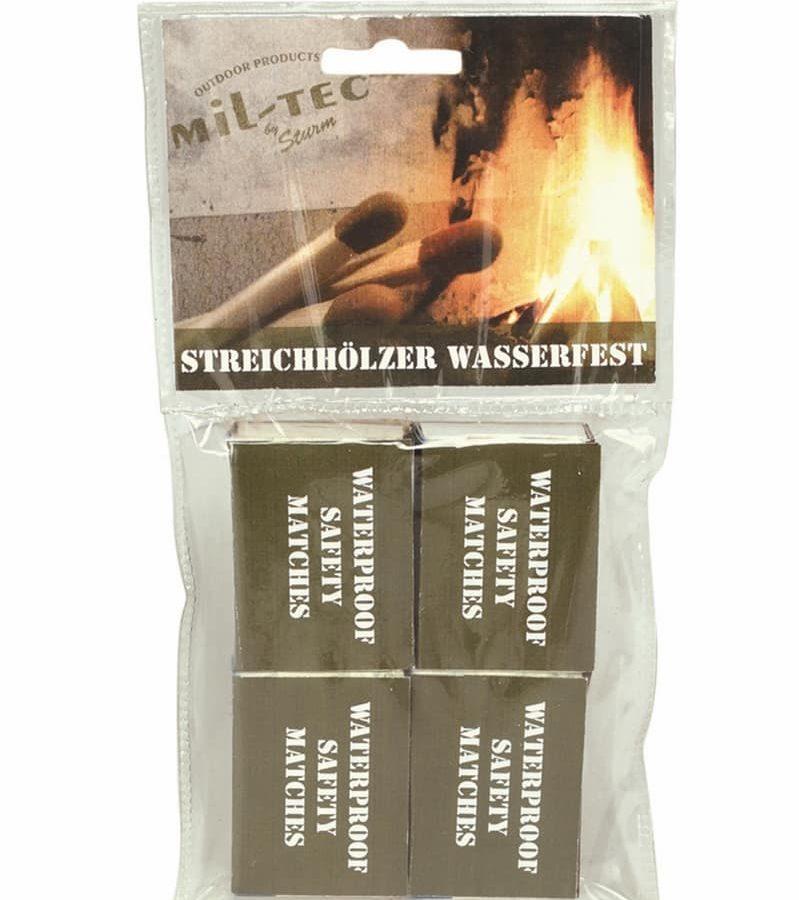 Allumette waterproof Miltec