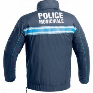 Blouson été police municipale
