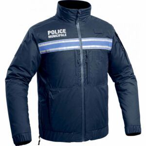 Blouson hiver police municipale