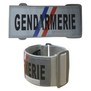 Brassard réfléchissant gris gendarmerie Patrol Equipement