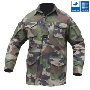 Chemise guérilla ripstop camouflage ce Patrol Equipement