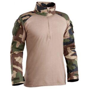Chemise de combat UBAS camouflage ce TOE Concept
