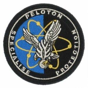 Ecusson tissu gendarmerie Peloton Spécialisé Protection