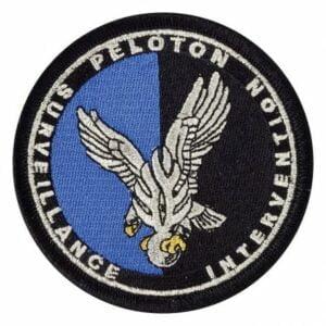 Ecusson tissu gendarmerie Peloton de surveillance et d'intervention psig