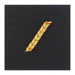 Galon gendarmerie élève sous-officier tissu