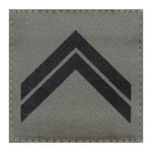 Galon grade poitrine sergent