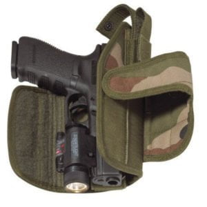 Holster Mod One 2 tissu droitier camouflage ce TOE Concept