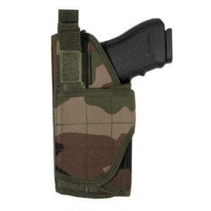 Holster Mod One 2 tissu gaucher camouflage ce TOE Concept