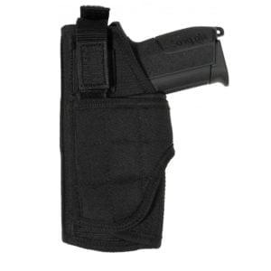 Holster Mod One 2 tissu gaucher noir TOE Concept