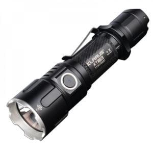 Lampe tactique 1100 lumens XT11S Klarus