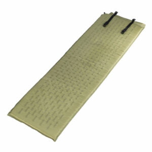 Matelas thermo gauffré gonflable Miltec