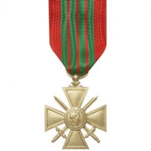 Médaille ordonnance croix de guerre 39/45 BMB