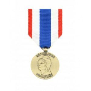 Médaille ordonnance protection militaire du territoire DMB