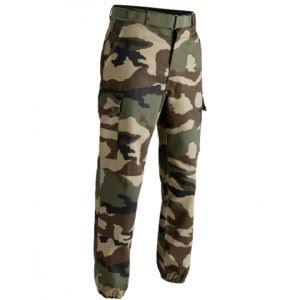 Pantalon treillis F2 camouflage ce réglementaire TOE Concept