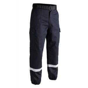 Pantalon Sécurité Incendie SSIAP bleu TOE Concept