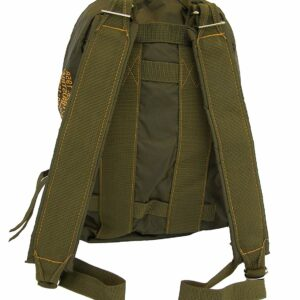 Sac à dos style parachute vert od Fostex Garments