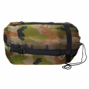 Sac de couchage camouflage -5C° 101 Inc