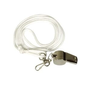 Sifflet gendarmerie avec cordon blanc