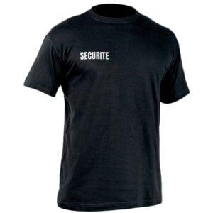 T-shirt Sécurité TOE Concept