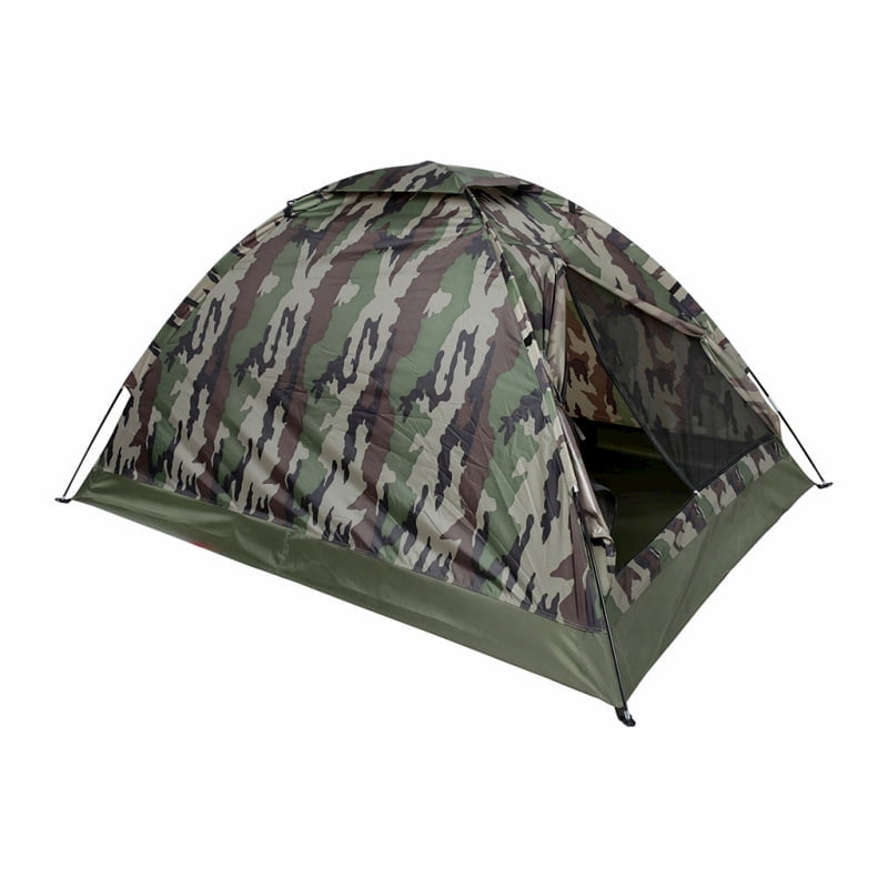 Tente biplace ares camouflage ce