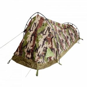 Tente monoplace ares camouflage ce