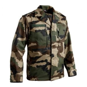 Veste F2 camouflage ce TOE Concept