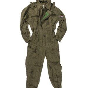Combinaison vert kaki militaire armée Hollandaise