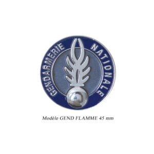 Médaille pour porte carte Gendarmerie Patrol Equipement