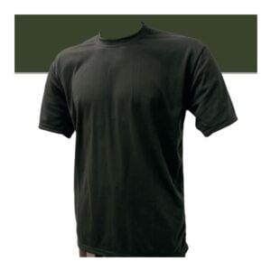 T-shirt coton noir militaire Patrol