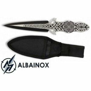 Couteau de lancé Albainox