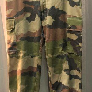 Pantalon F2 camouflage CE armée Française