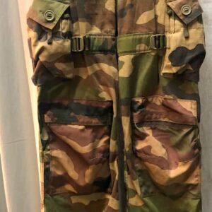 Pantalon félin T4 camouflage CE armée Française