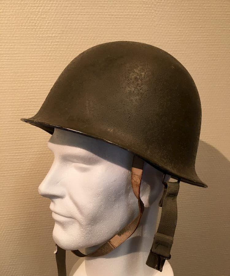 Casque lourd Indochine armée Française