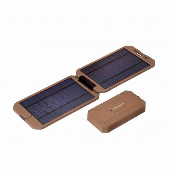kit autonome solaire powerbank - PowerTraveller
