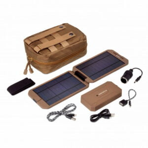 kit autonome solaire powerbank - PowerTraveller