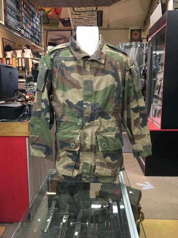Veste Félin camouflage CE armée Française