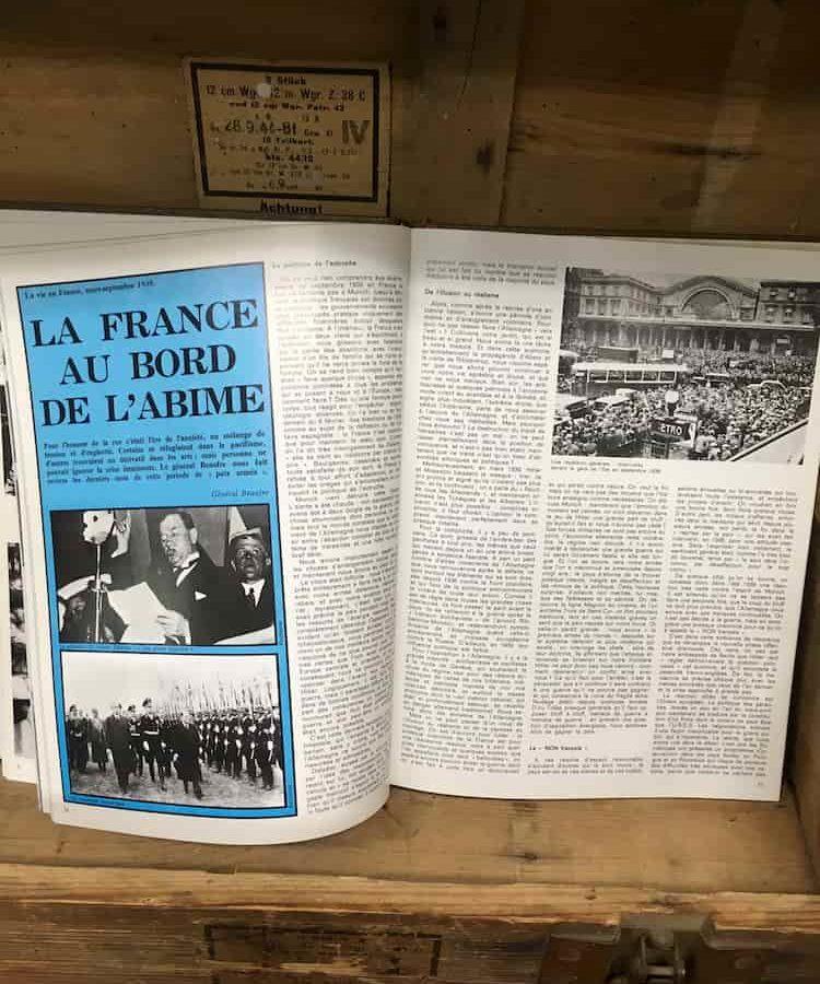 Livre La deuxième guerre mondiale