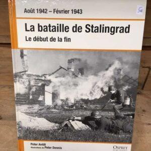 Livre La bataille de Stalingrad