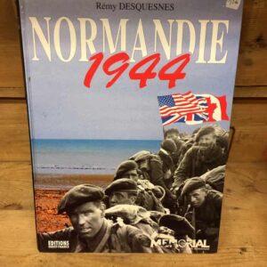 Livre Normandie 1944