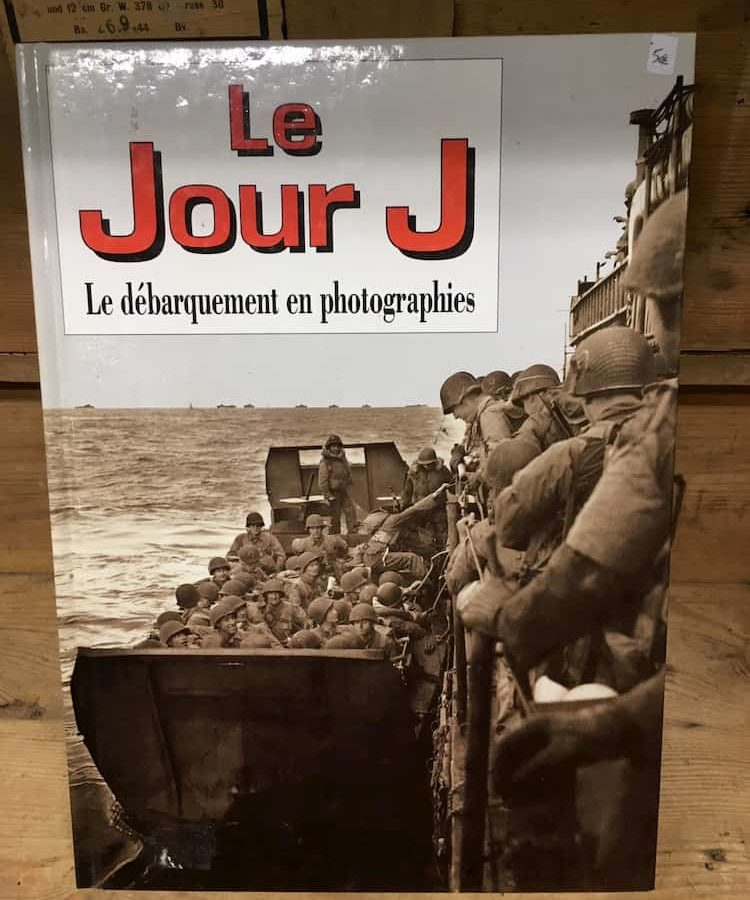 Livre Le jour J