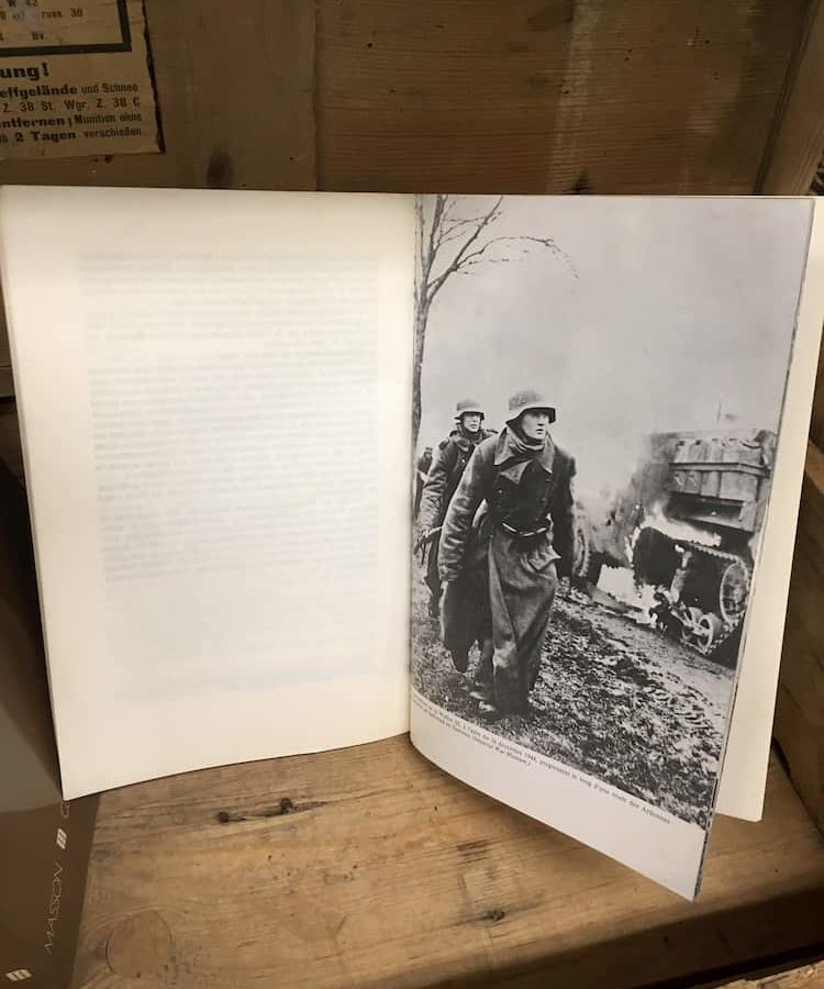 Livre La bataille des Ardennes Déc. 1944/Janv. 1945