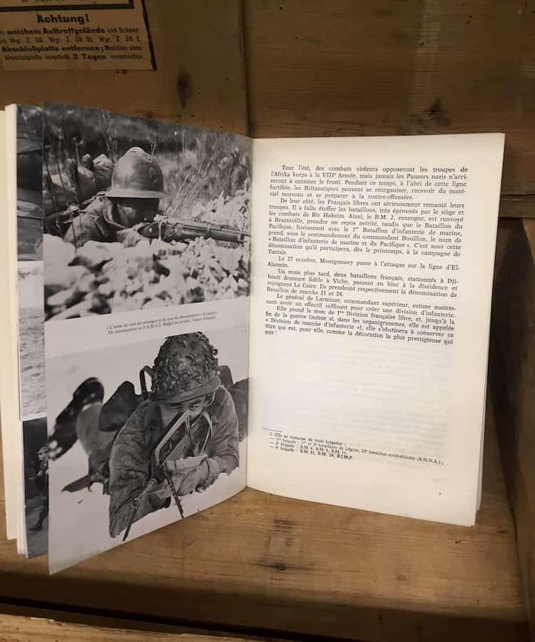 Livre La coloniale du RIF au Tchad 1925-1980