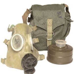 Masque à gaz MC-1 Polonais