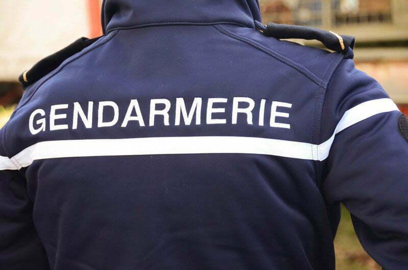 vetements gendarmerie police