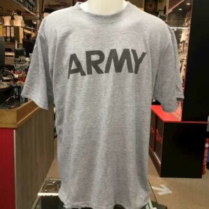 T-shirt US Army armée US
