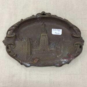 Cendrier Verdun de poilu Français ww1