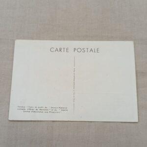 Carte postale Maréchal Pétain