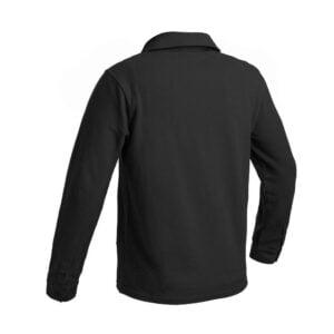 Chemise F1 coton noir TOE Concept
