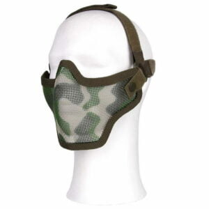 Masque airsoft en métal cam 101 Inc